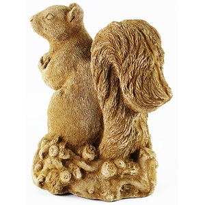 Squirrel Statues