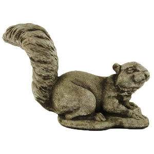 Squirrel Concrete Statues