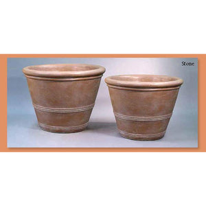 Big Three Ring Pot Set of Two
