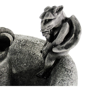 water fountain with gargoyle for sale