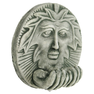 Green Man Wall Decor