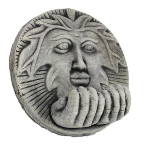 Green Man Wall Plaques
