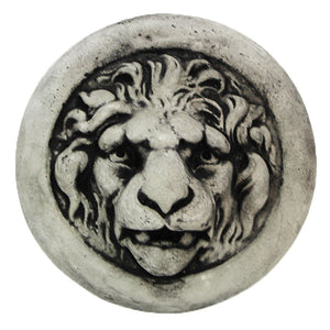 Medallion Wall Plaque - Garden statuary in USA