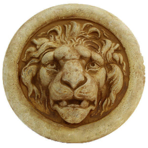 Italian Lion Wall Plaques
