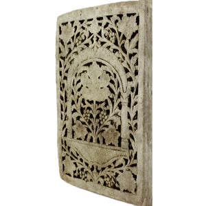 Home and Garden Concrete Wall Plaque