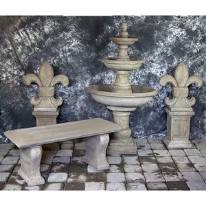 Garden Fountain set