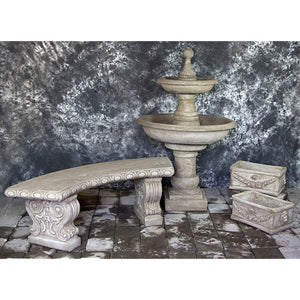 Traditional Garden Fountains