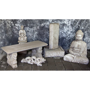 Basalt Fountain Set