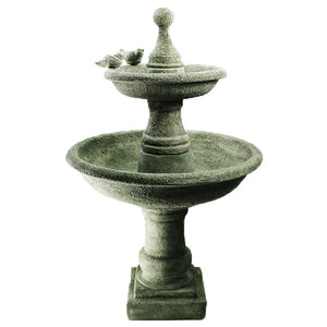 Water fountains with birds for sale
