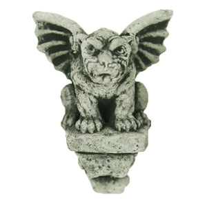 Small Gargoyle Wall Plaque garden statues
