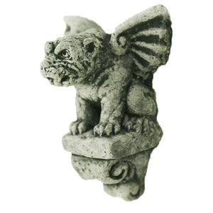 Small Gargoyle home and Garden Wall Plaque
