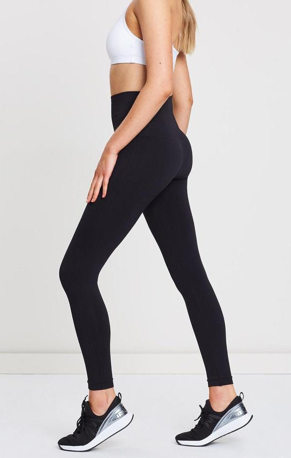 Look At Me Now Seamless Leggings Very Black