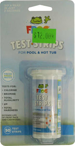 Frog Test Strips 1 Package