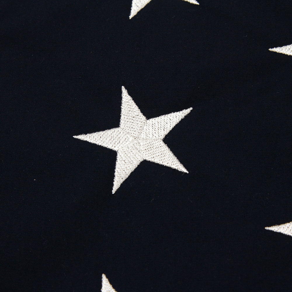 Embroidery Star - Navy [IC]