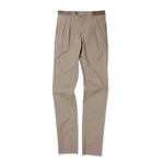 Camo Band 2 In-Tuck Pants Beige