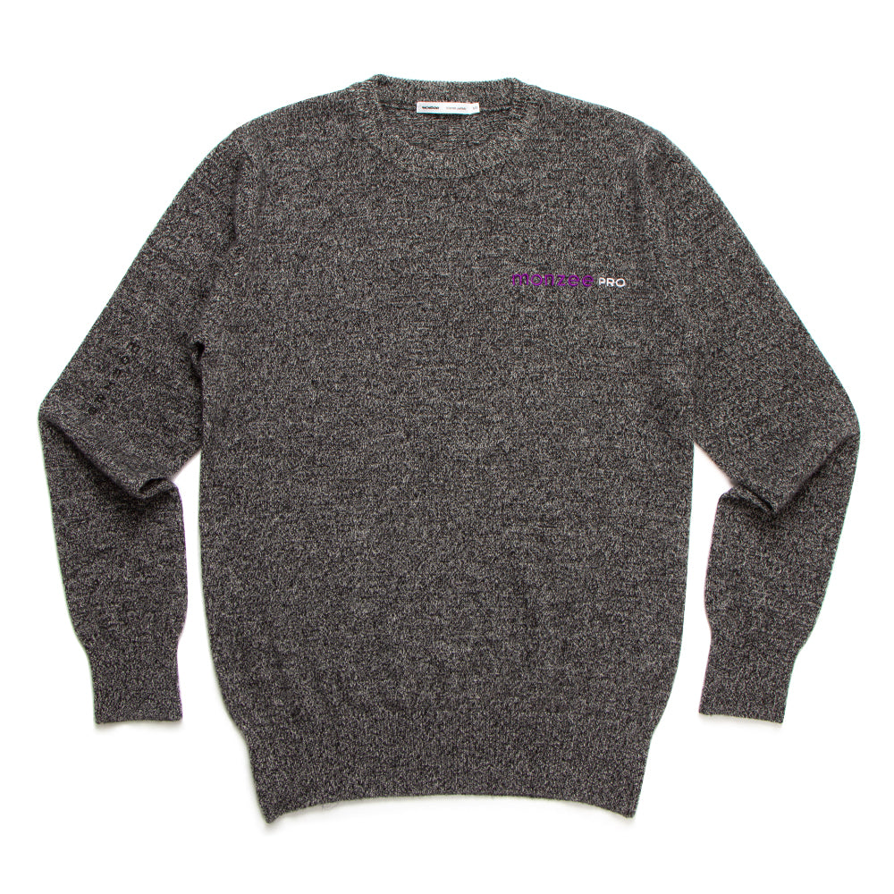 【happy price】100% Cashmere-BLK