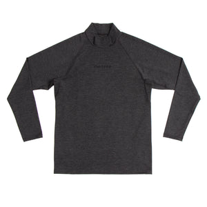 Mock-Neck Long