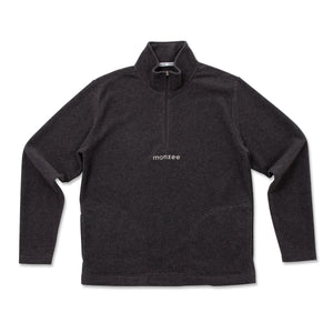 Half Zip Fleece Grey