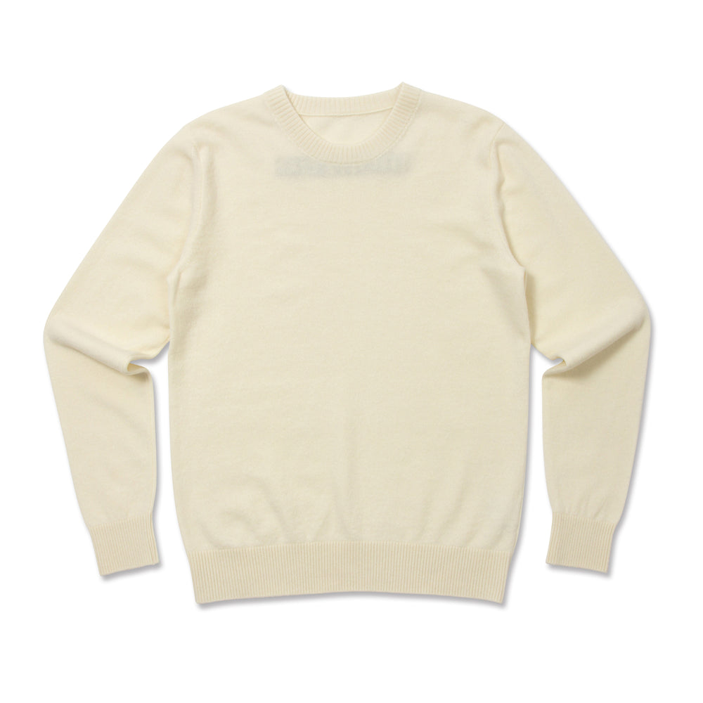 Wool Sweater - Ivory