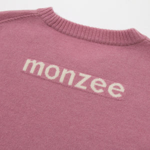 Wool Sweater - Pink