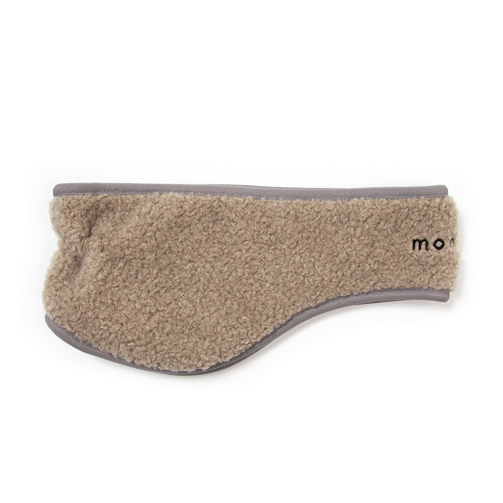 Fleece Hair Band - Grey