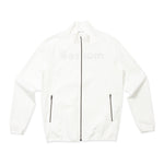 Full Zip Wind Breaker-White