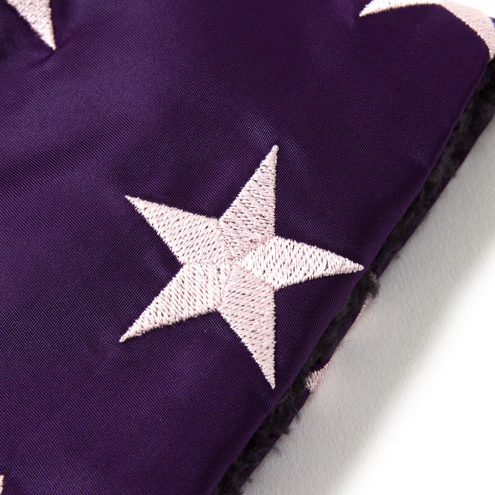 Embroidery Star - Purple [PING]
