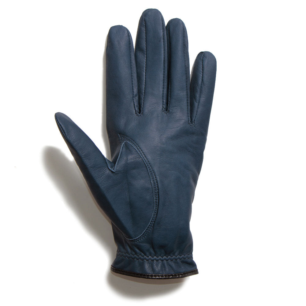 Navy Glove Left