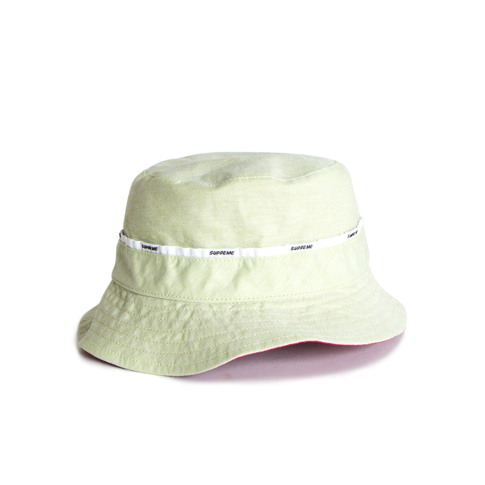 supreme reversible hat