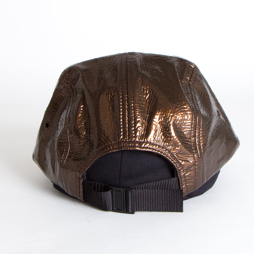 supreme brown cap