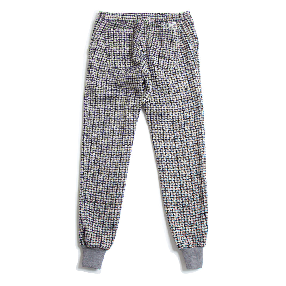 Fleece Pants - Blue 【60%off】