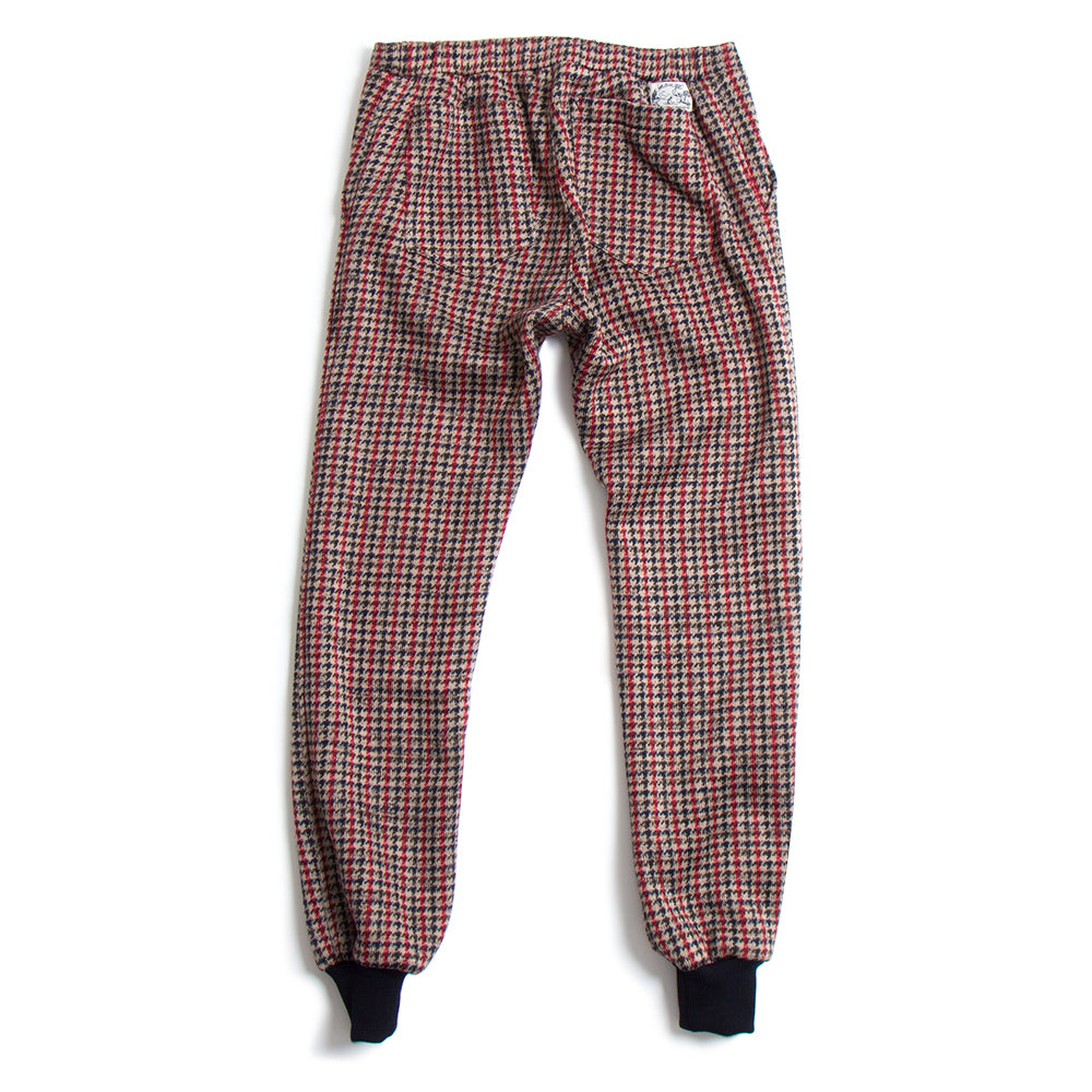 Fleece Pants - Red