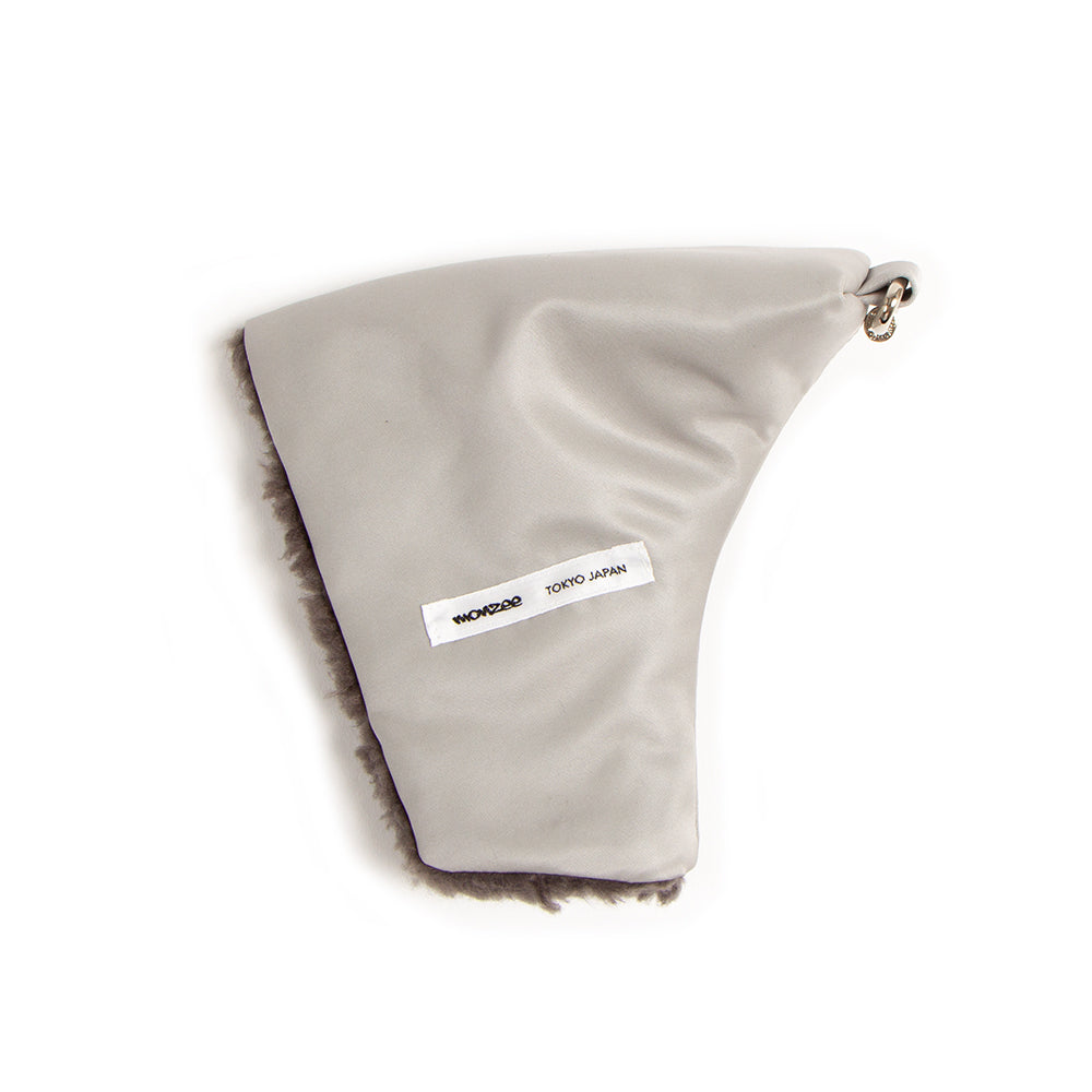 Gray Putter Cover(Sサイズ)