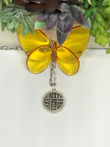 #110 Vintage Couture Necklace 28mm