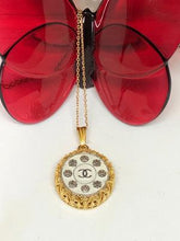 Load image into Gallery viewer, #127 Vintage Couture Necklace 23mm