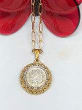 Load image into Gallery viewer, #376 Vintage Couture Necklace 22mm