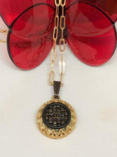 Load image into Gallery viewer, #387 Vintage Couture Necklace 22mm