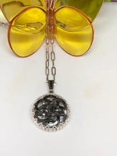 Load image into Gallery viewer, #388 Vintage Couture Necklace 27mm