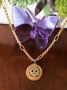 #41 Vintage Couture Necklace 28mm