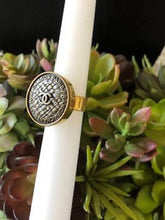 Load image into Gallery viewer, #57 Vintage Couture Ring 24mm