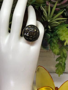 #66 Vintage Couture Ring 24mm