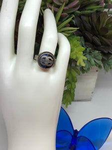 #70 Vintage Couture Ring 16mm