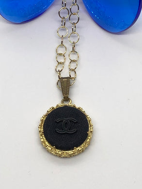 #288 Vintage Couture Necklace 23mm