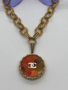 #44 Vintage Couture Necklace 28mm