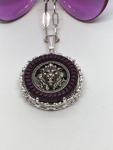 Load image into Gallery viewer, #426 Vintage Couture Necklace 30mm