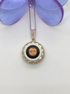 #249 Vintage Couture Necklace 23mm