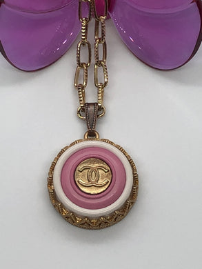#251 Vintage Couture Necklace 28mm