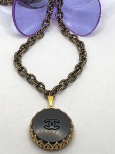 #31 Vintage Couture Necklace 28mm