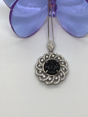 #38 Vintage Couture Necklace 28mm