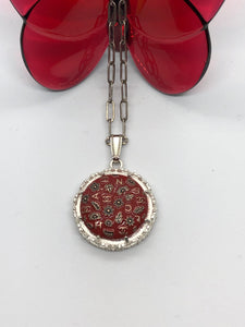 #104 Vintage Couture Necklace 28mm